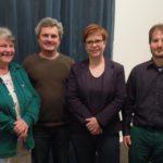 Vorstand Grüne Bezirk Baden