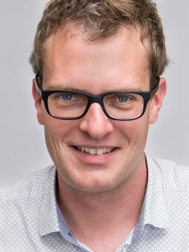 Porträt Christoph Güdel
